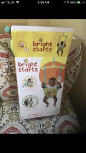 Bright starts jolly jumper for sale. Brand new.