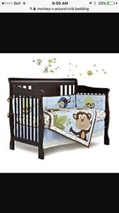 Looking for Monkey n Around Crib Bedding Accessories