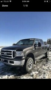 2006 F350 low Km (salvage)