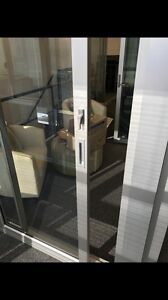 Architectural anodised sliding door Avoca Beach Gosford Area Preview
