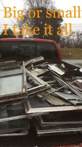 Free free free scrap steel/appliance removal