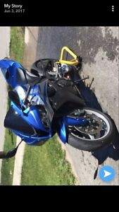 2007 Honda CBR 600rr beauty bike, *RUNS LIKE NEW*