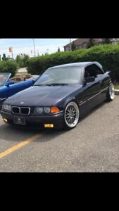 1999 BMW 328is M package convertible