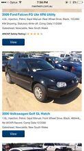 2000 Volkswagen Golf Hatchback Tenambit Maitland Area Preview