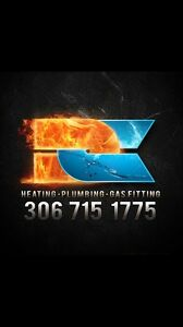 DC PLUMBING & HEATING  located @ candle lake