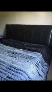 King Size Bed with Dormeo Octaspring Mattress