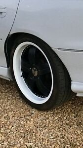 "18"" Holden wheels Murray Bridge Murray Bridge Area Preview"