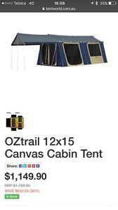 Oztrail Cabin Tent Glenella Mackay City Preview