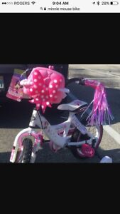 Looking for Minnie Mouse bike for a toddler