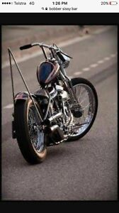 wanted sissy bar for bobber Neutral Bay North Sydney Area Preview