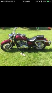 2004 great condition Honda Shadow 750cc