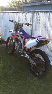 2007 Honda CRF 450
