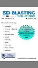 Driveway pressure cleaned for only $80 Kogarah Bay Kogarah Area Preview