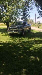2011 Dodge Ram big horn