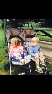 Love n care twin stroller Monterey Rockdale Area Preview