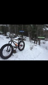 2016 Norco Sasquatch 6.2 (M) fat bike