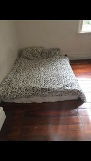 Private room for rent in Glebe . Would suit a couple or two friends !