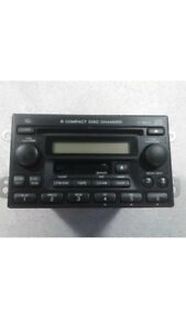 2005-2006 Honda CR-V...  6 disc CD changer/tape deck