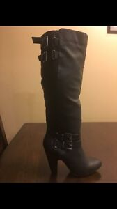 Beautiful boots - Never Worn! Size 6 with wide calf.