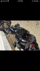 2005 Yamaha Vstar 650 cc