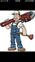 Plumber for hire ! cheapest rates in HRM !