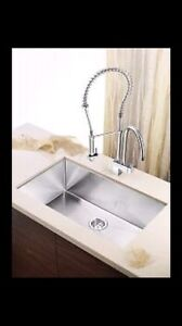 Blanco quatrus super single sink