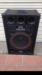 SPB-12 800W speakers