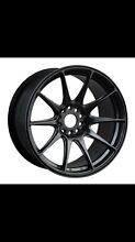 "XXR 527 18"" alloy wheels 225/40r18 Tyres package sale Lancer Rockdale Rockdale Area Preview"