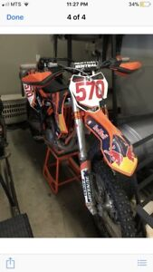 2013 Ktm SXF 450 factory edition