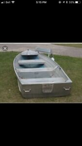 Looking for a aluminum boat