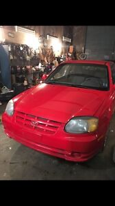 2004 Hyundai Accent LOW KMS