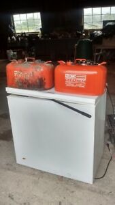 Deep Freeze and Gas cans