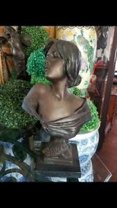 Seulei bronze statue Belconnen Belconnen Area Preview