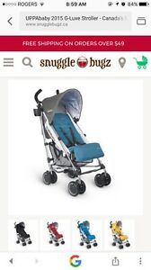 Uppababy G- Lux stroller
