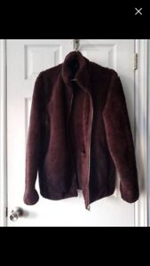 Uniqlo teddy Coat men