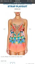 Camilla play suit size 1 brand new Bar Beach Newcastle Area Preview