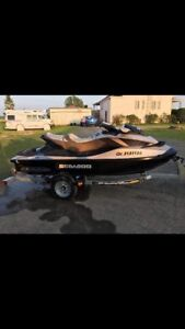 SEA DOO GTX 255 LIMITED EDITION 2009 SEULEMENT 56h