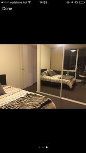 Queen bed frame only urgent sale (if close by can deliver) Southbank Melbourne City Preview