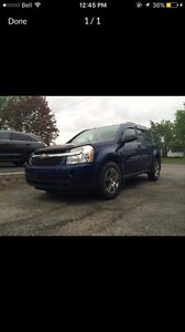 2008 chevy equinox looking to trade for a small car