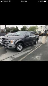 2018 Ford F-150 XLT for finance takeover *5k incentive