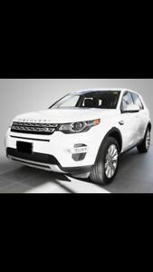2016 Discovery Land Rover