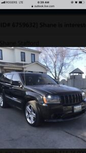 2007 Jeep Grand Cherokee SRT 8.