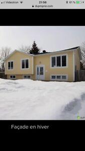 Maison a vendre Chambly
