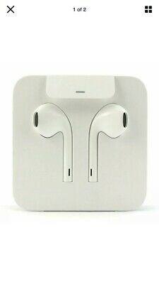 GENUINE APPLE EARPHONES EAR PODS HEADPHONES FOR iPHONE 7 / 8+ / X / XR / XS MAX