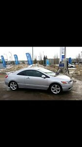 2007 Honda Civic Coupe!! Alberta driven.