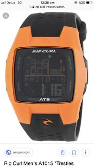 Wanted: Lost Ripcurl Trestles Tide Watch