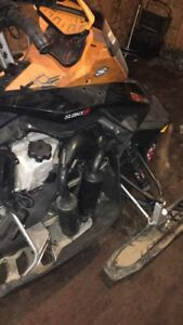 2014 Skidoo rev xp summit 146 mod 7000$ obo or trade