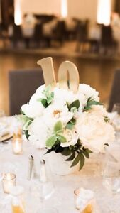 Wedding Decor - centrepieces