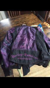 Mesh Harley Davidson jacket size XS