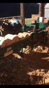 Splitta 400 wood splitter